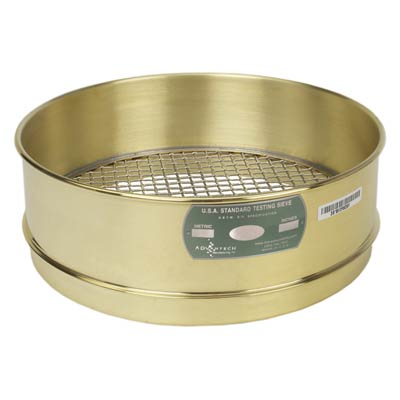 Advantech 10BS12F Test Sieve