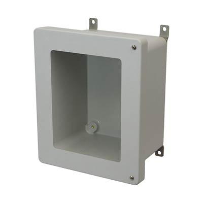 Allied Moulded AM1084HW Fiberglass Enclosure