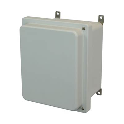 Allied Moulded AM1084RH Fiberglass Enclosure