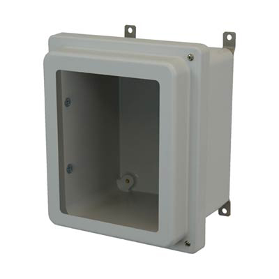 Allied Moulded AM1084RHW Fiberglass Enclosure