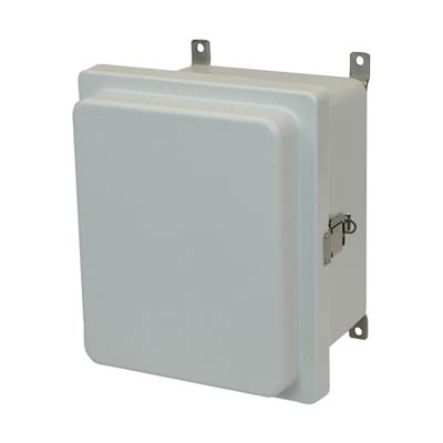 Allied Moulded AM1084RL Fiberglass Enclosure