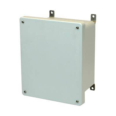 Allied Moulded AM1086 Fiberglass Enclosure