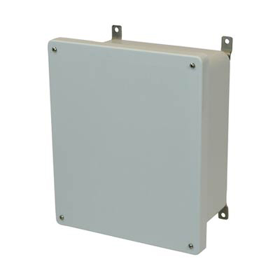 Allied Moulded AM1206 Fiberglass Enclosure