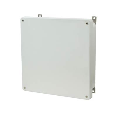 Allied Moulded AM1224 Fiberglass Enclosure