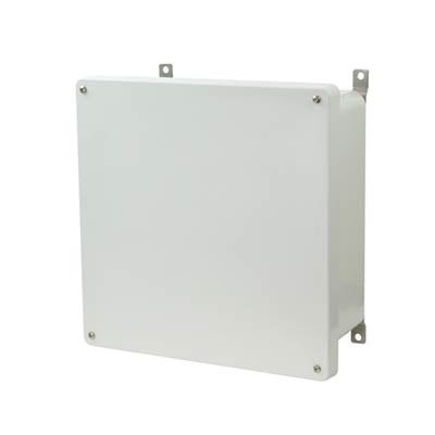 Allied Moulded AM1226 Fiberglass Enclosure