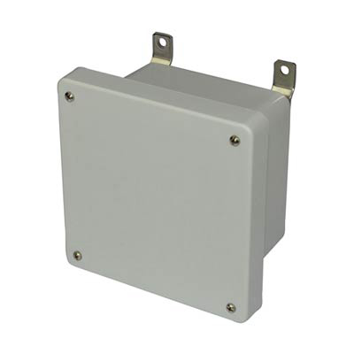 Allied Moulded AM664 Fiberglass Enclosure
