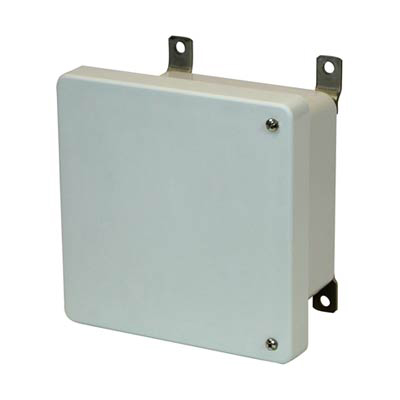 Allied Moulded AM664H Fiberglass Enclosure