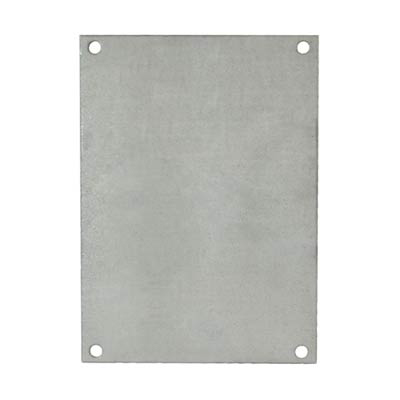 Allied Moulded PG108 Steel Back Panel