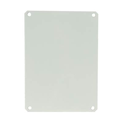 Allied Moulded PL108 Steel Back Panel