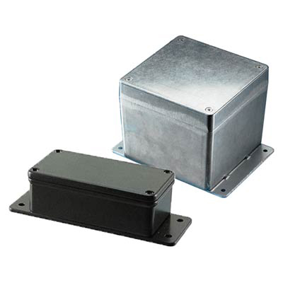 Bud AN-2803-A Aluminum Enclosure