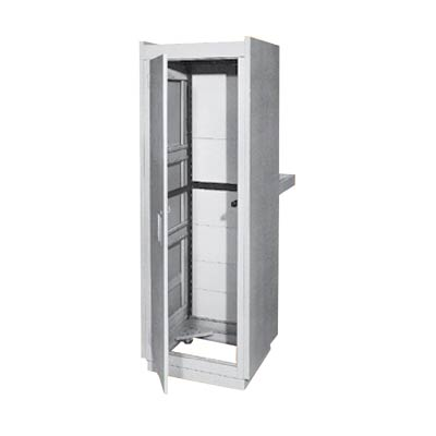 Bud Industries E-2005-GT Rack Cabinet