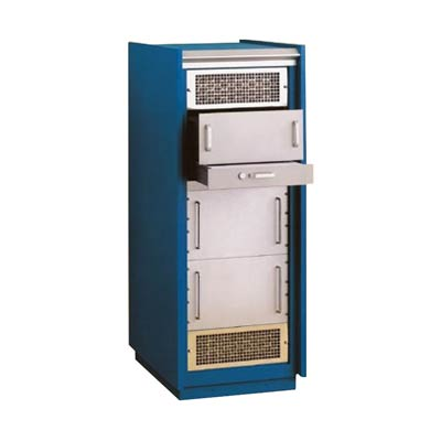 Bud Industries E-2008-RB Rack Cabinet