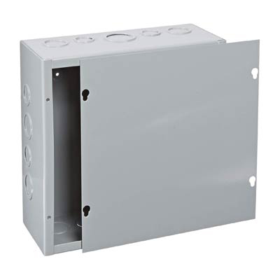 Bud JB-3960-KO Metal Enclosure