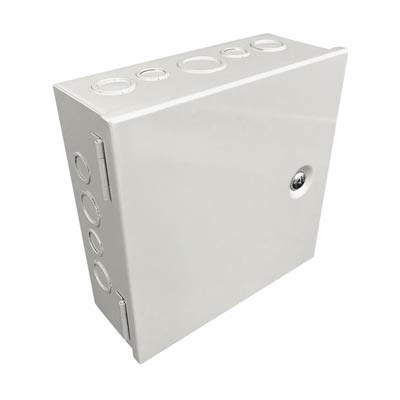 Bud JBH-4960-KO Metal Enclosure