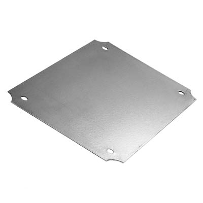 Bud NBX-10979 Steel Back Panel