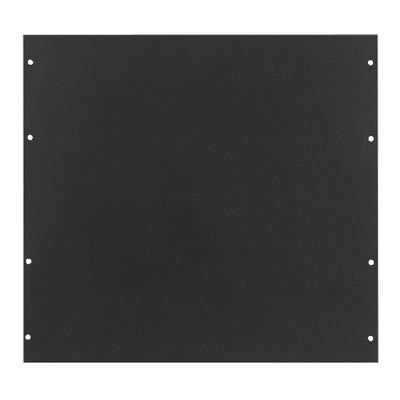 Bud PA-1110-BT Aluminum Back Panel