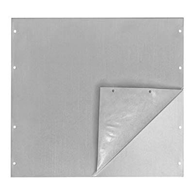Bud SFA-1840 Aluminum Back Panel