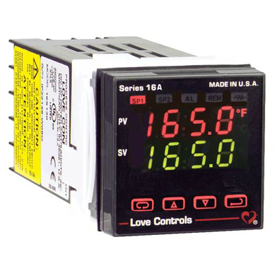 Dwyer Instruments 16A2133 Temperature Process Controller