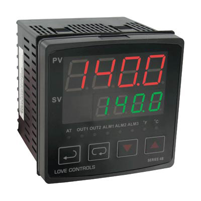 Dwyer Instruments 4B-63 Temperature Process Controller