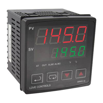 Dwyer Instruments 4C-2 Temperature Process Controller