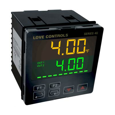 Dwyer Instruments 4G-23-11 Temperature Process Controller