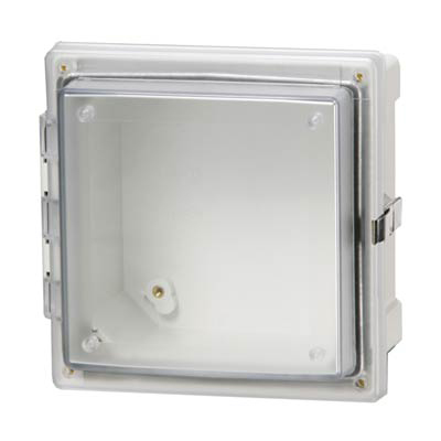 Fibox AR10106CHSST Polycarbonate Enclosure