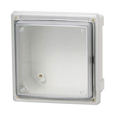Fibox AR10106SCT Polycarbonate Enclosure