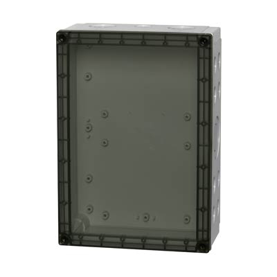 Fibox UL PCM 200/100 XT Polycarbonate Enclosure