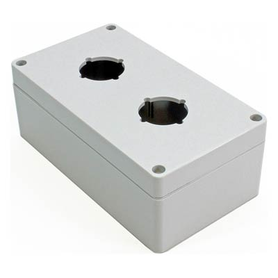 Polycarbonate Push Button Enclosure