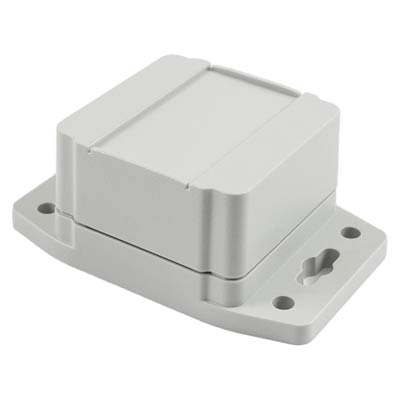Hammond Manufacturing 1555B2F22GY Polycarbonate Enclosure