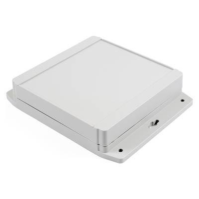 Hammond Manufacturing 1555R2F17GY Polycarbonate Enclosure