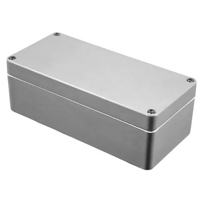 Fiberglass Electronic Enclosure