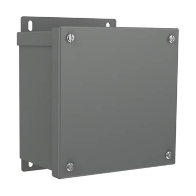 Hammond C3R10104ESCNK Metal Enclosure