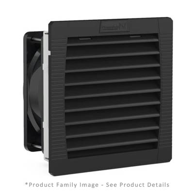 Hammond PF22000T12BK Enclosure Filter Fan