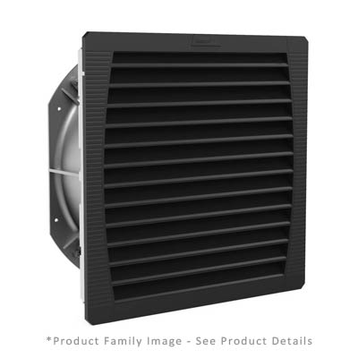 Hammond PF67000T12BKSL Enclosure Filter Fan