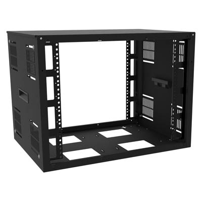 Hammond SDC243U17BK Wall Rack