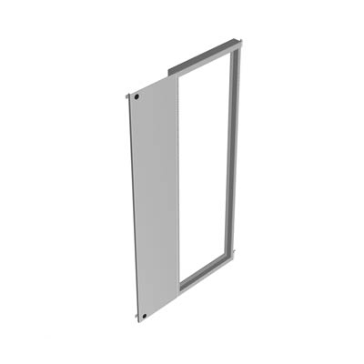 "Hammond 1418SFX Steel Swing Panel Kit for 72x30"" Enclosures"