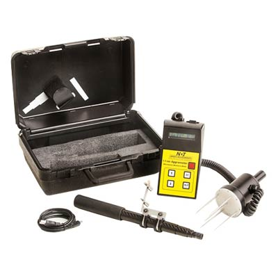 James Instruments T-T-100 Aggrameter Complete System