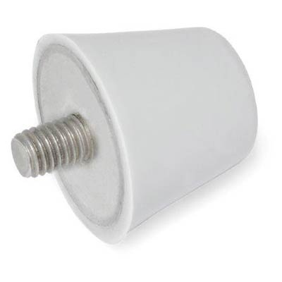 J.W.Winco 256-19-M5-10-55-GR Vibration Mount