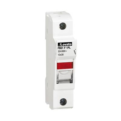 Lovato FB01F1PL AC Fuse Holder
