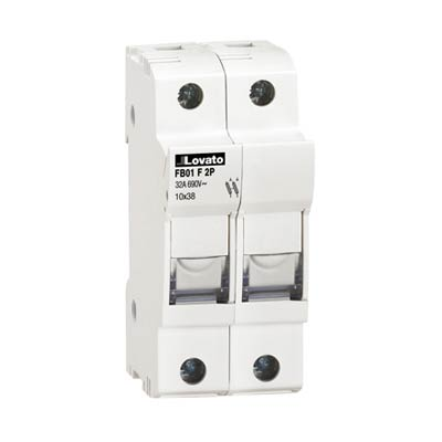 Lovato FB01F2P AC Fuse Holder