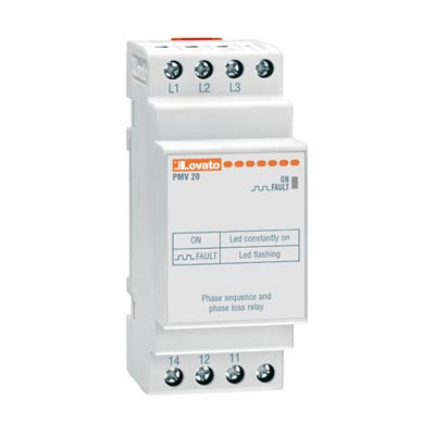 Lovato PMV20A600 Voltage Monitoring Relay