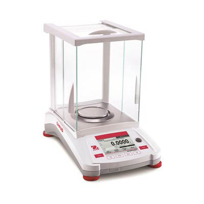 OHAUS AX124 Analytical Balance