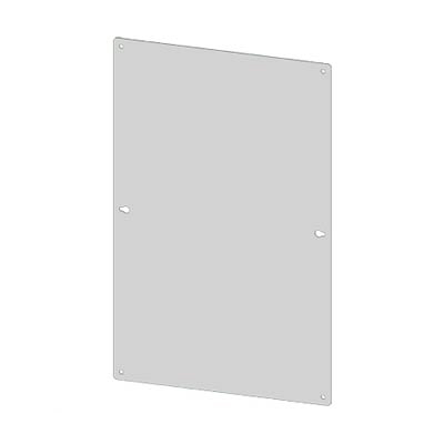 Saginaw SCE-24N24MP Steel Back Panel