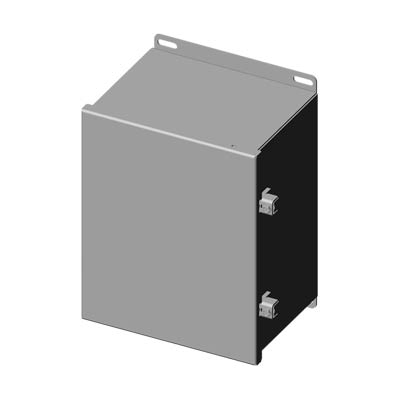 Saginaw SCE-10086CHNFSS6 316 SS Enclosure