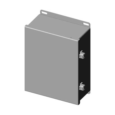Saginaw SCE-1008CHNFSS6 316 SS Enclosure