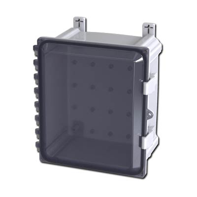 Saginaw SCE-1210PCW Polycarbonate Enclosure