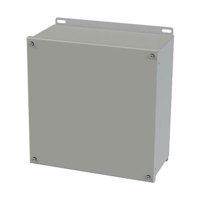 Saginaw SCE-1212SC Metal Enclosure
