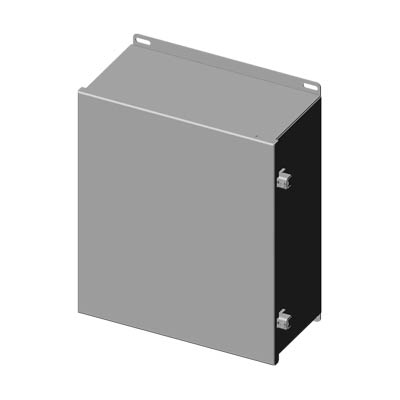 Saginaw SCE-1412CHNFSS6 316 SS Enclosure