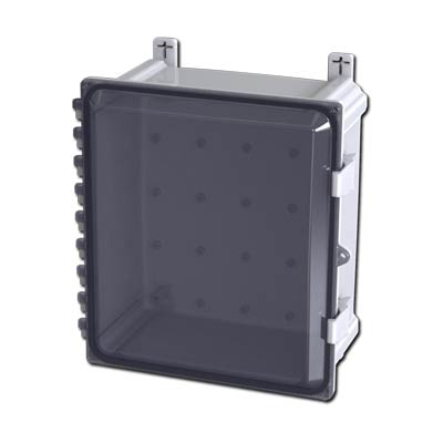 Saginaw SCE-1412PCW Polycarbonate Enclosure